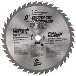 carbide tipped saw blades. industrial dyanite® series carbide tipped circular saw blades - vermont american ;