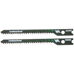 Cordless Series U-shank Jig Saw Blade for Scroll Cutting