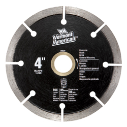 Diamond Blades - Segmented Diamond Abrasive Blades
